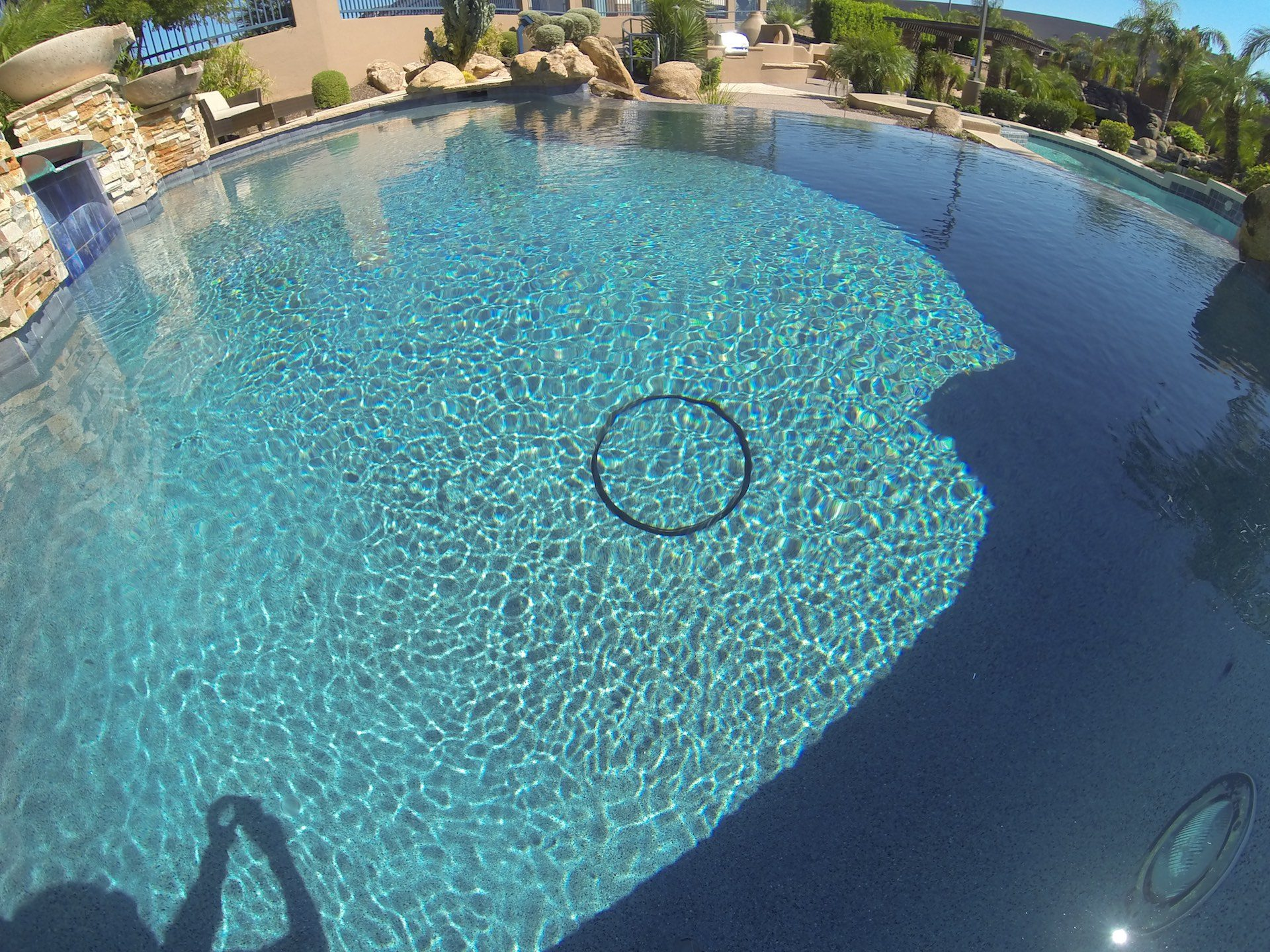 The rolls royce of pool cleaners infloor pool cleaning australia for Pop up swimming pool maintenance