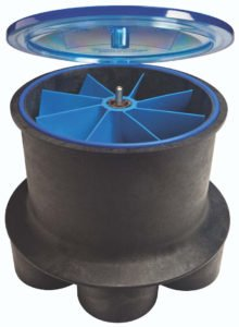 Q360 variable-speed water valve